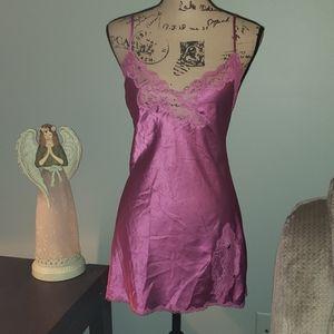 New Victoria's Secret Satin Lace Chemise Slip